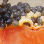 Eating Papaya Seeds for Digestive Health