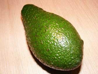 Acne problems avocado oil