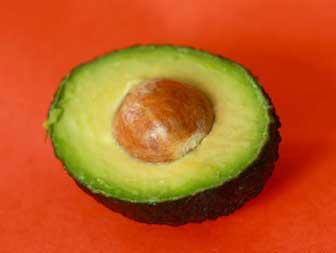Acne Avocado oil
