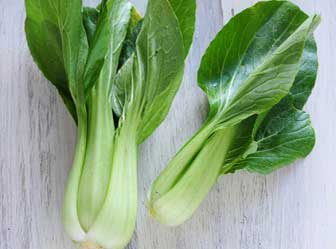 Nutritional Properties of Bok Choy