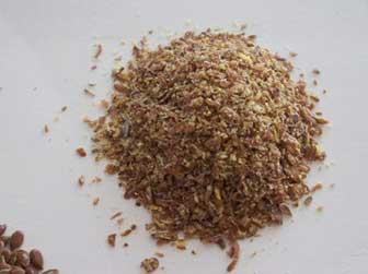 Flaxmeal powder