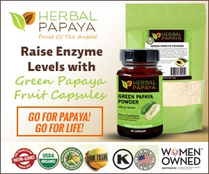 Green papaya enzymes