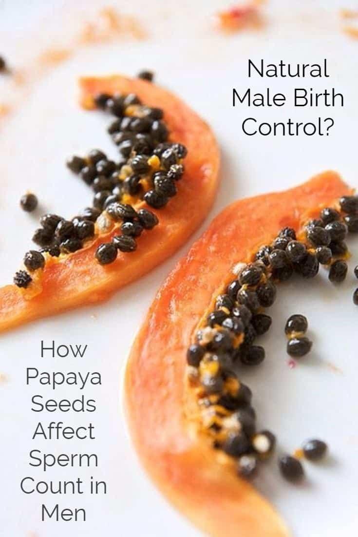Papaya seed pills