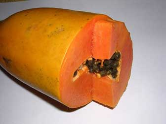 How to Eat Papaya