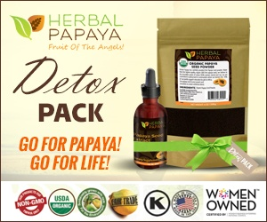 Papaya seed powder