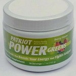Patriot Power Greens Details