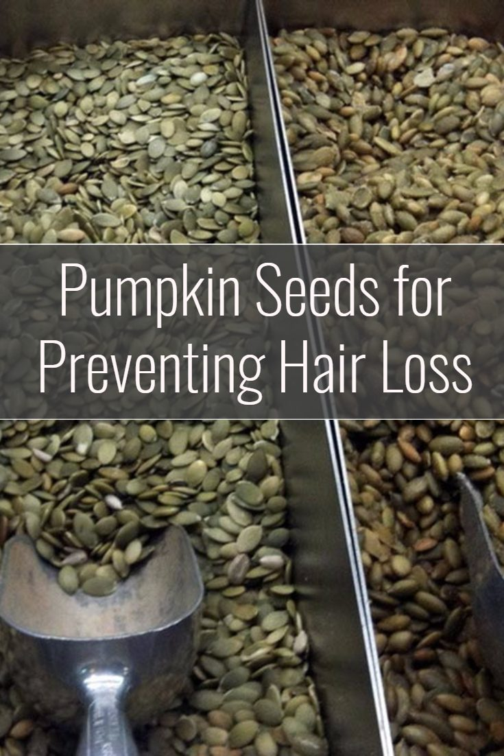 How to Use Pumpkin Seeds for Hair Loss & Prostate Problems