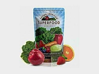 Super Foods Nutrition
