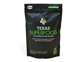 Doctor Black's Texas Superfood Original Powder