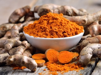 Turmeric for viral infections