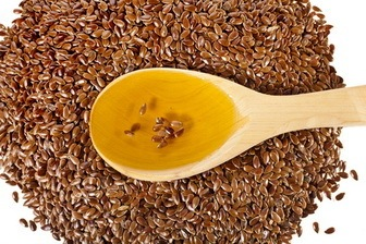 Unrefined linseed oil