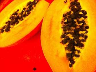 How to Kill Parasites with Papaya Seeds + An Intestinal
